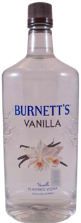 Burnett's Vodka Vanilla 1.00l